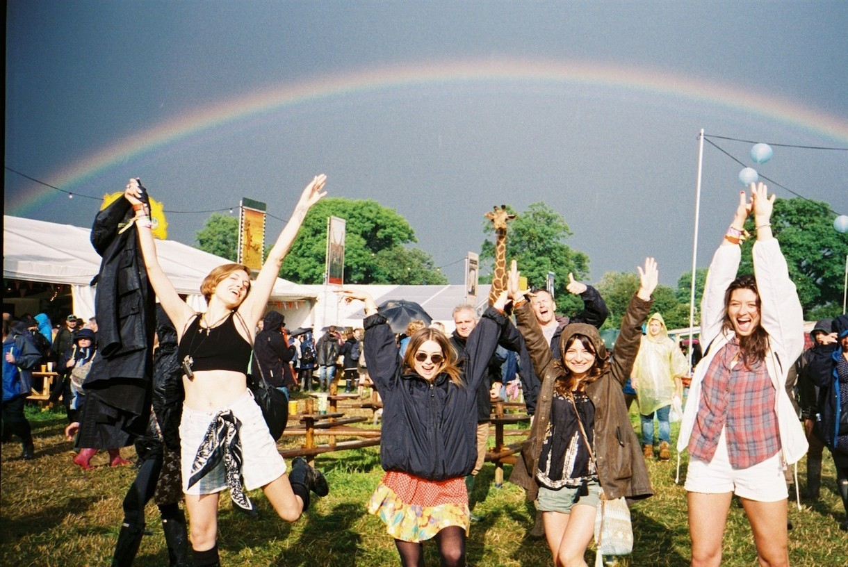 What your favourite drug says about your favourite music festival