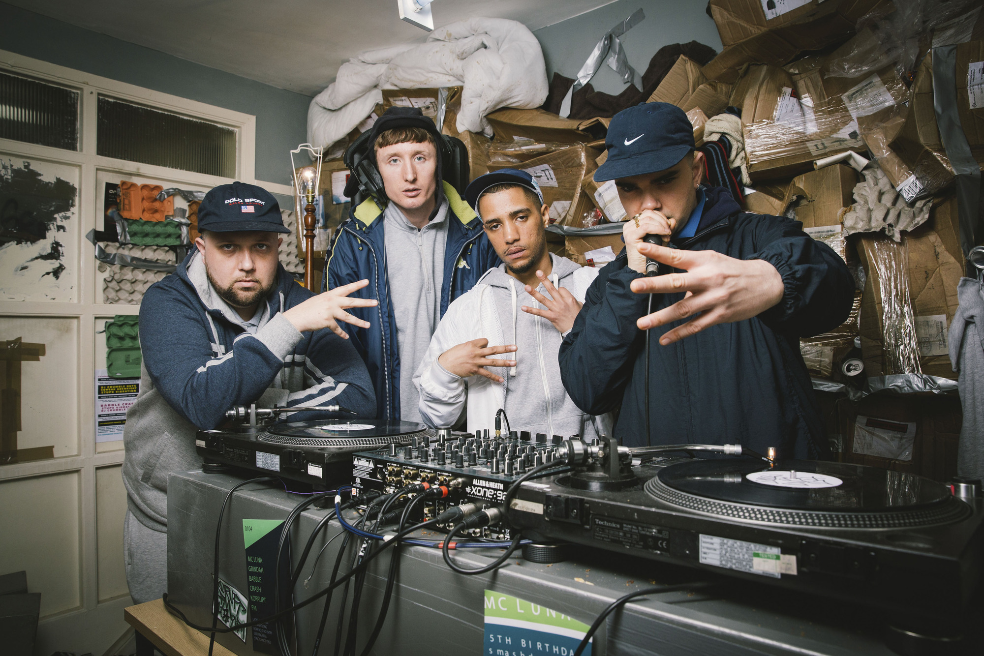 Grindah and beats 39 guide to house parties thump for House music beats