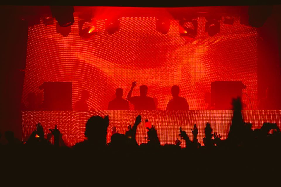 warehouse project The warehouse project is an iconic series of electronic and urban club nights based across manchester.