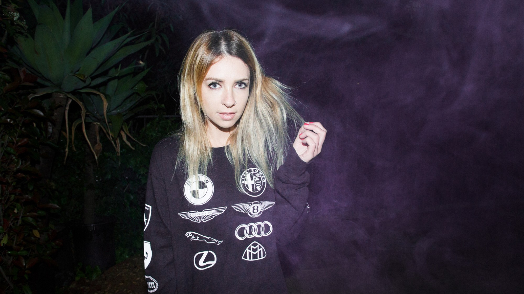 Alison Whyte Sex alison wonderland likes to have a drink and play cello in
