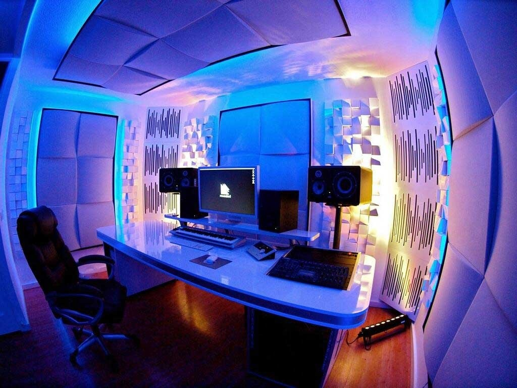El Estudio De Los Top Djs Thump