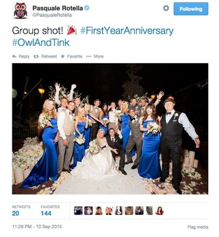 Holly Madison Wedding.Pasquale Rotella Relives His Fairytale Wedding To Holly Madison One