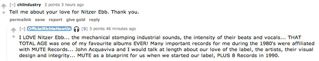 Richie Hawtin's Reddit AMA Was Everything We Hoped For (And