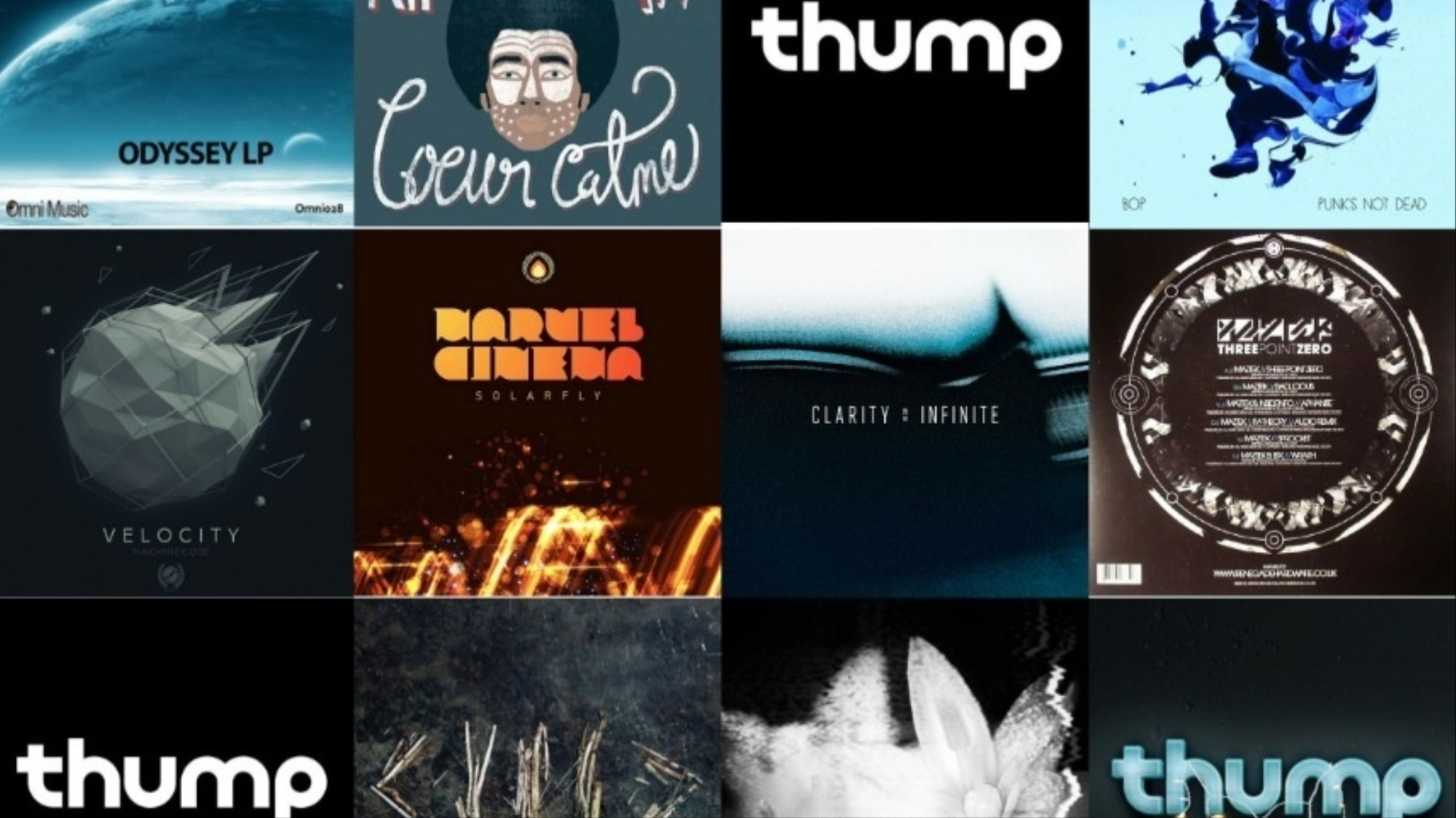 The Best Drum & Bass Albums You Missed in 2014 - VICE
