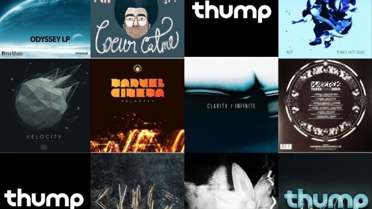 Drum-n-Bass albums and compilation - clubmusicdownload.com