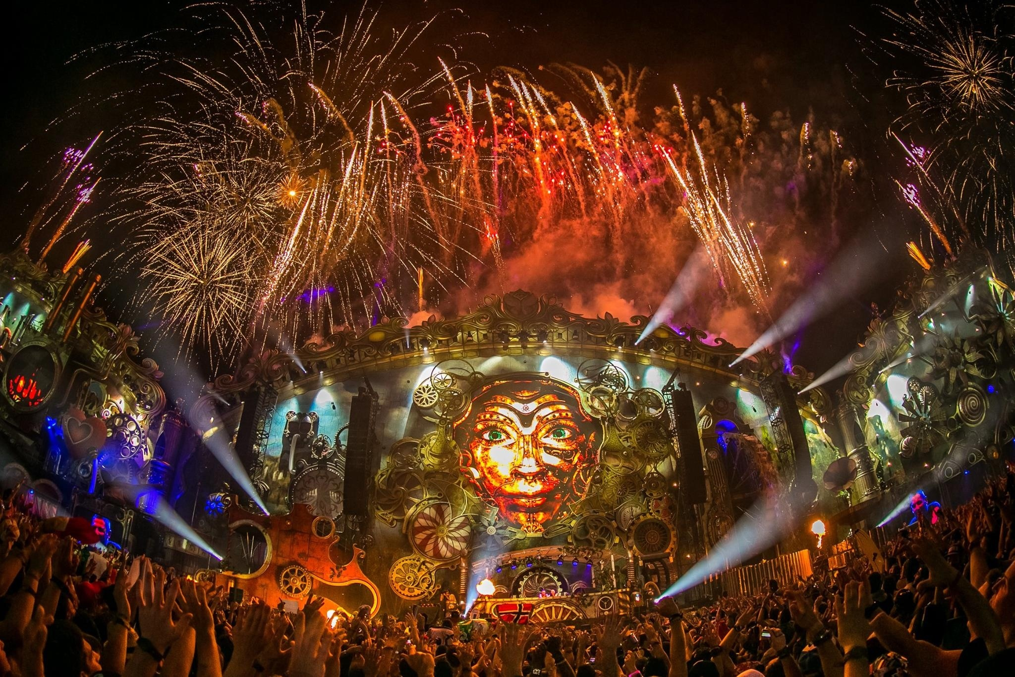 The Top 10 Most Played Songs at Tomorrowland 2014 - VICE
