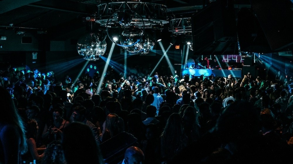 Image result for picture inside of the space ibiza new york