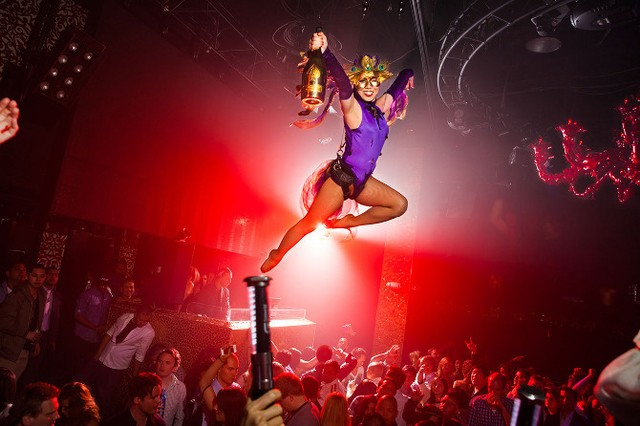 What $737,000 Gets You At The Most Insane Vegas Nightclubs - VICE