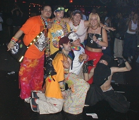 90s RAVER & The 20 Best and Worst Ideas for EDM Themed Halloween Costumes - Thump