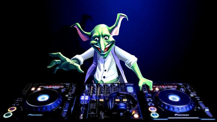 DOBBY THE HOUSE DJ & The 20 Best and Worst Ideas for EDM Themed Halloween Costumes - Thump