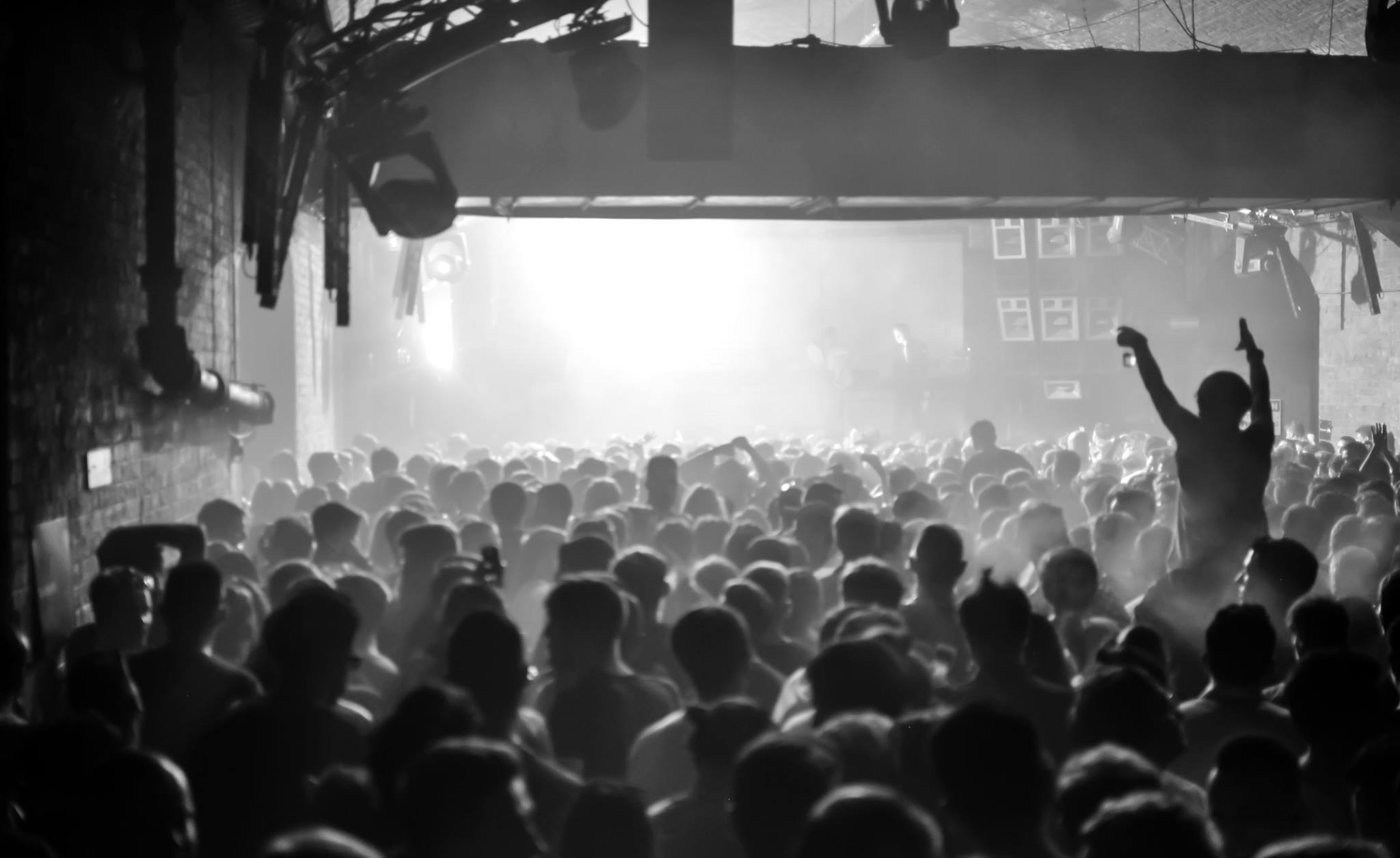Bugged Out's Halloween Warehouse Project Party Was Scarily Good ...