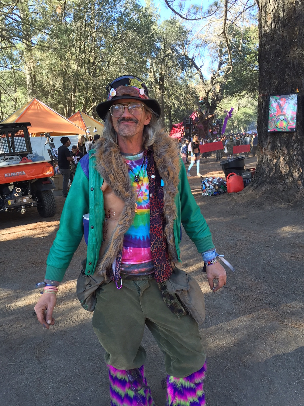We Asked The Beautiful Hippies At Desert Hearts To