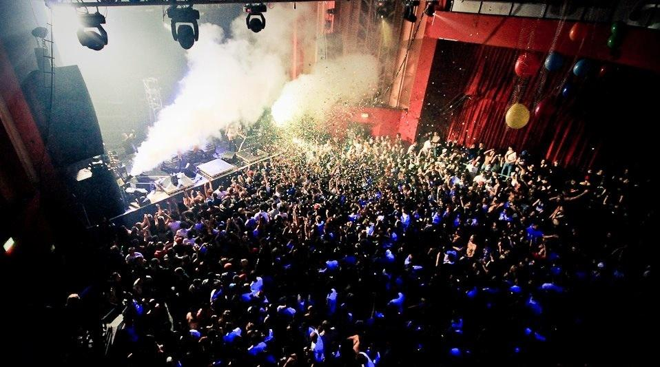 This iconic london club banned house music after someone for House music club