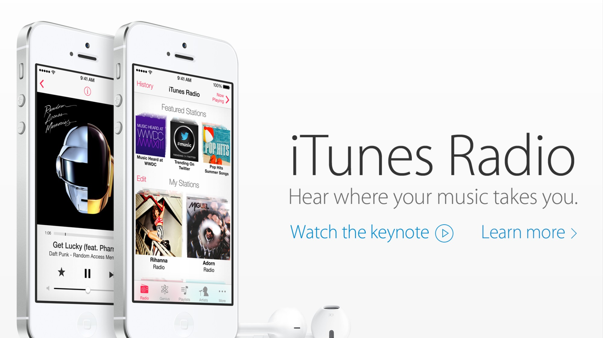 Apple Puts Previously Free iTunes Radio Service Behind Paywall - VICE