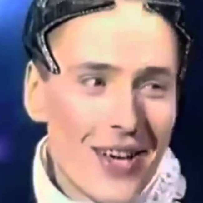 did you know that the weird russian singer of internet fame is