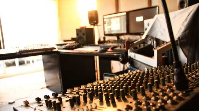 Follow These Tips to Create the Home Studio of Your Dreams - Thump on songwriting tips, music recording, recording studio software, home design tips, home storage tips, home photography tips, home management tips, home audio tips, travel tips, home organization tips, home marketing tips, home inspection tips, home lighting tips, home network tips, home security tips, computer tips, piano lessons for beginners, recording vocals at home, home filing tips,