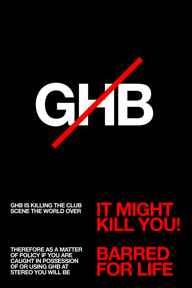 Everything You Need to Know About GHB—the Date Rape Drug