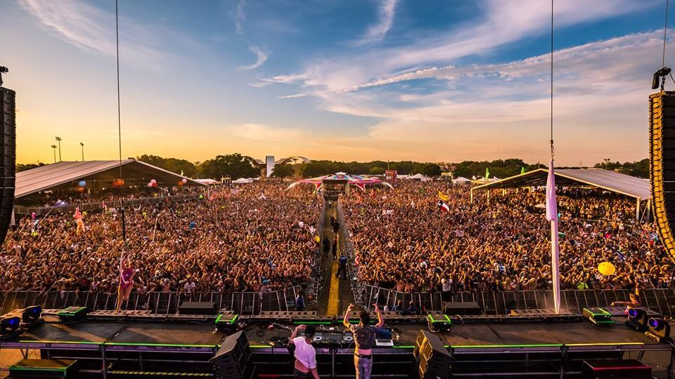Two People Died At Sunset Music Festival In Florida Thump - 8 great florida music festivals