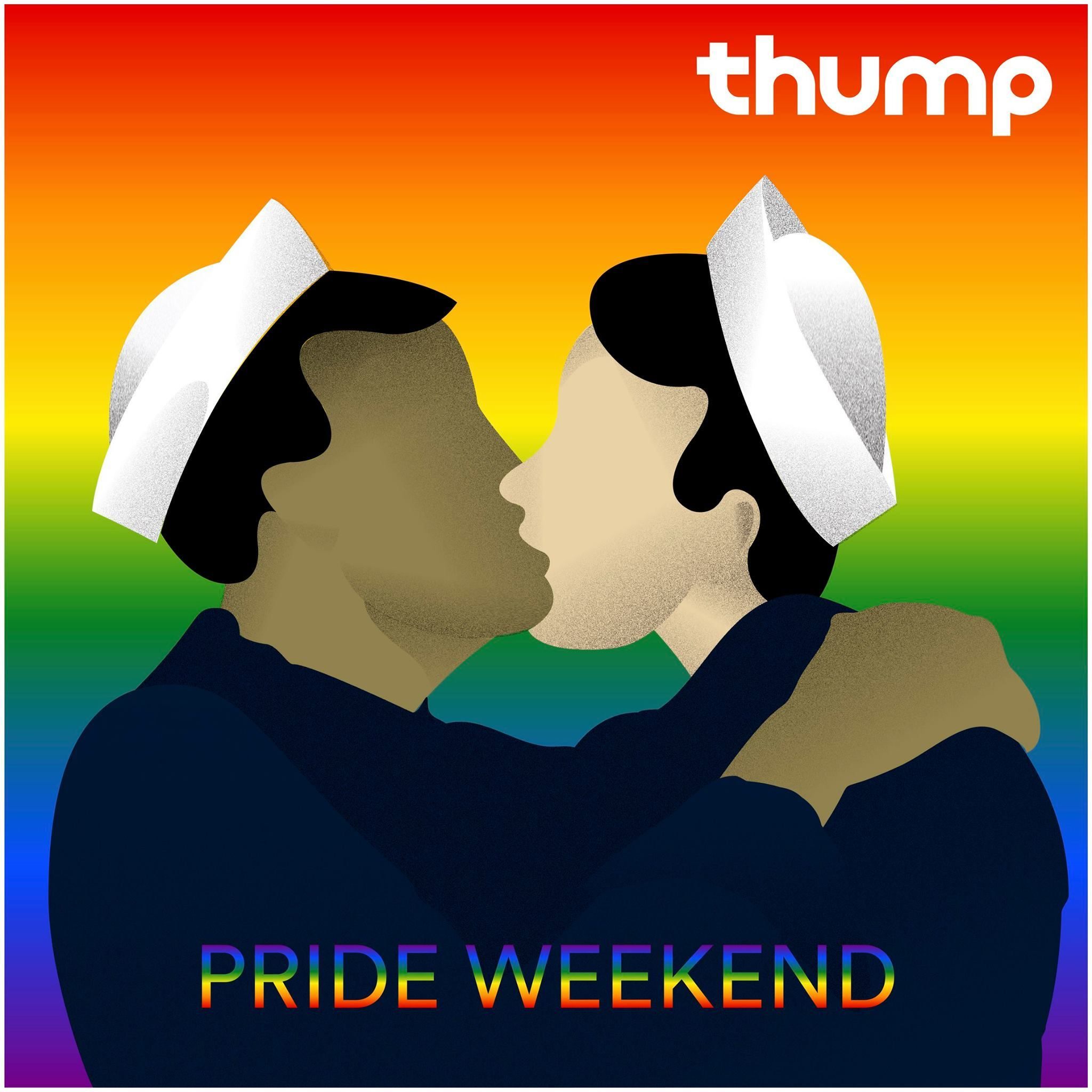 i went to a corporate pride event and it was complicated thump