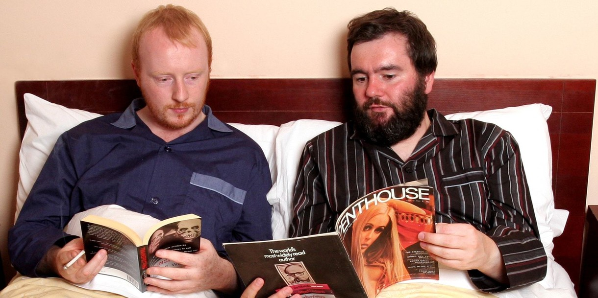 How Did a Beardy Scottish Folk Duo Write the Best Song About Going Out Ever? | Thump