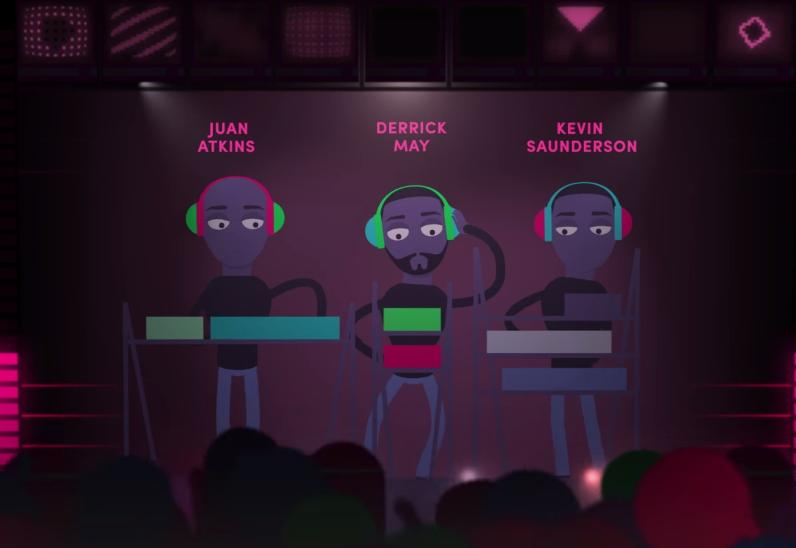 Here's a Brief Animated History of EDM, as Told by Spotify | Thump