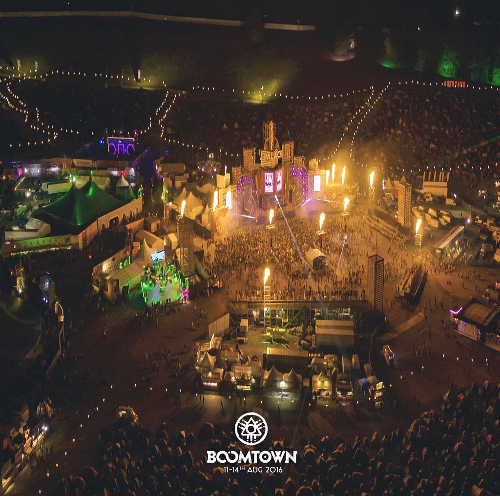 14 vehicles affected by fire at BoomTown Fair Festival car park