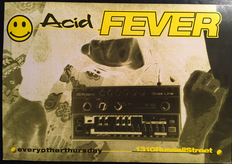 A brief history of the smiley face rave culture 39 s most for Acid house history