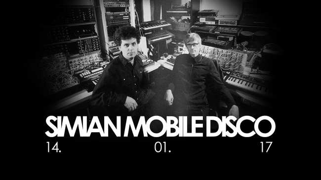 Simian Mobile Disco - VICE