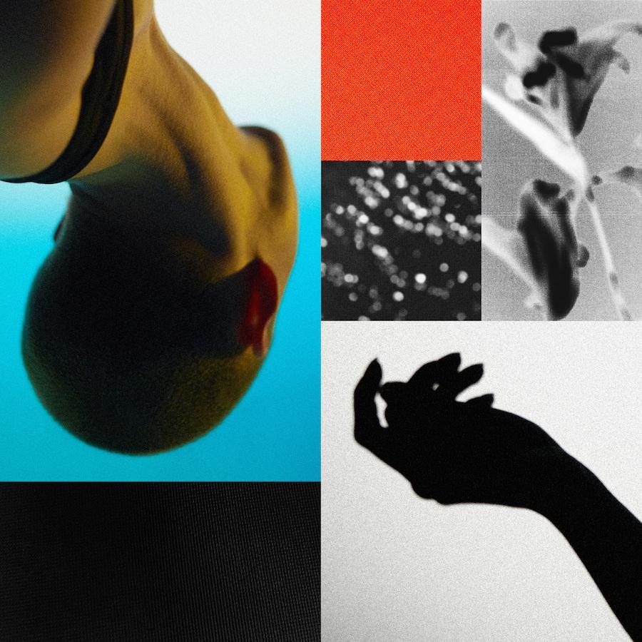 Image result for album art Jacques Greene: Feel Infinite