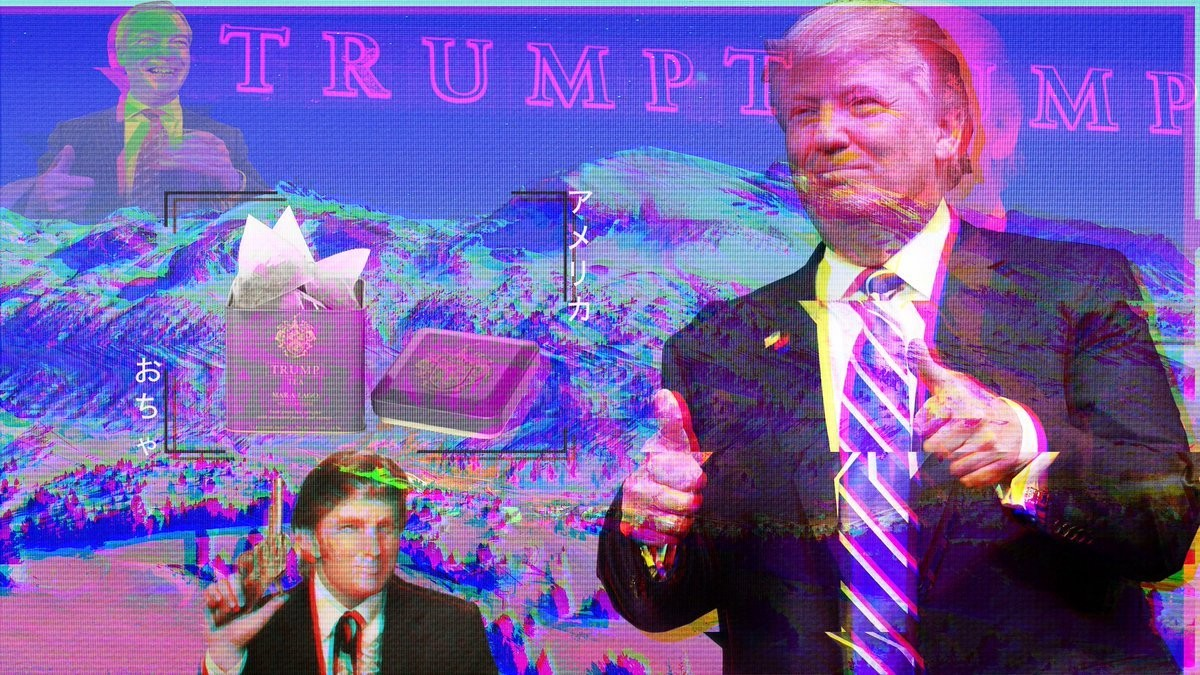 Trumpwave And Fashwave Are Just The Latest Disturbing
