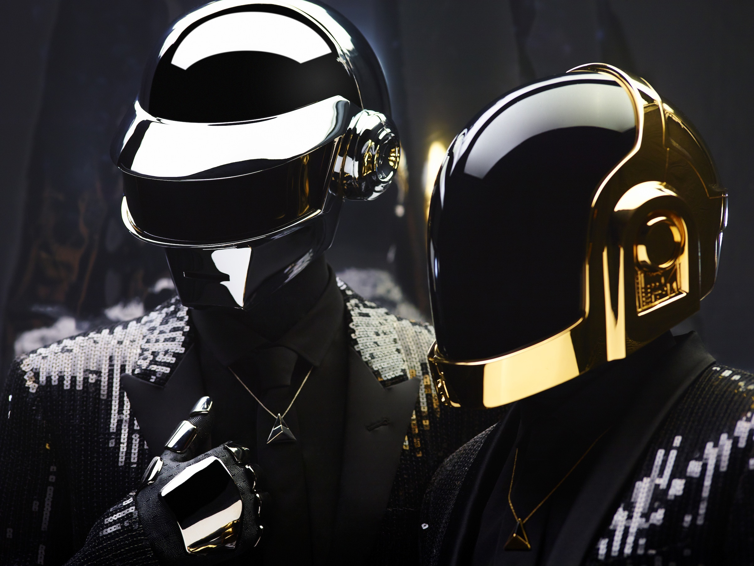 Check out these incredible  pictures from inside Daft Punk's LA pop-up store