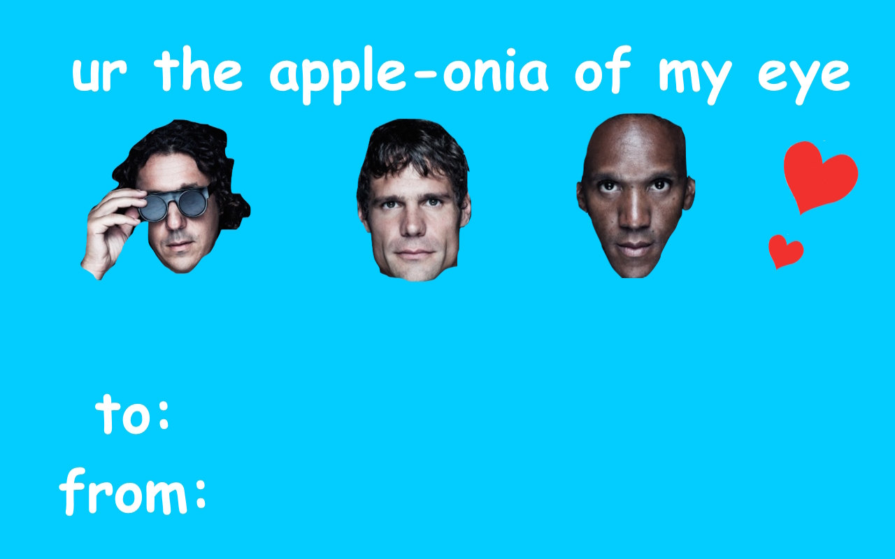 18 Cheeky Valentine's Day Cards To Send To Your Club Crush - VICE