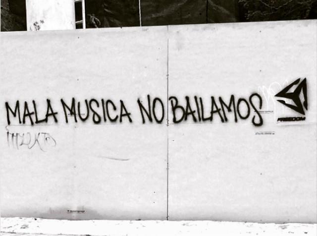 Good Music I Dance La Frase Que Se Volvió Culto En La