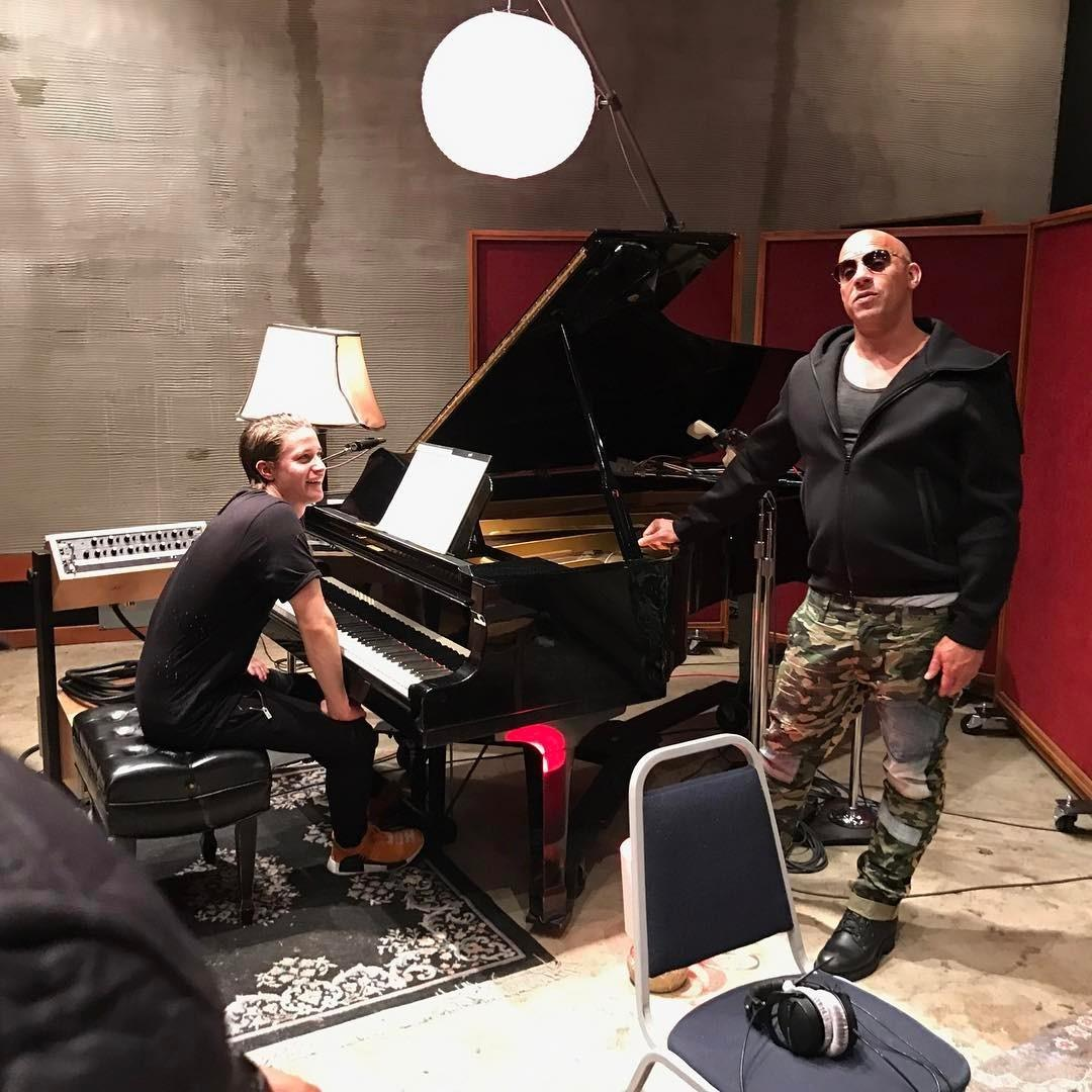 Yes, That's Vin Diesel Crooning on a New Kygo Track