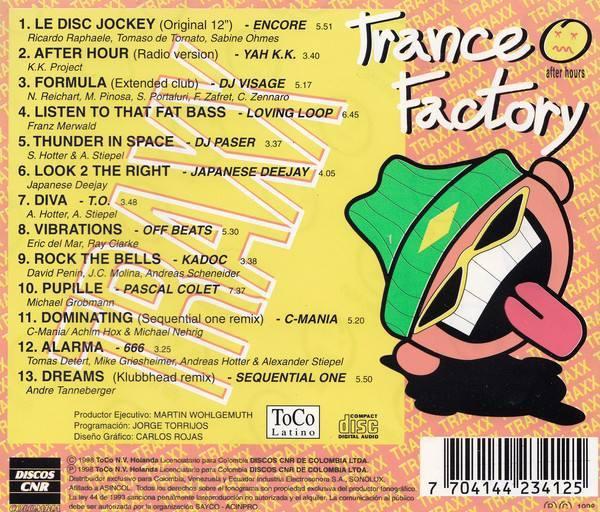trance factory vol 2