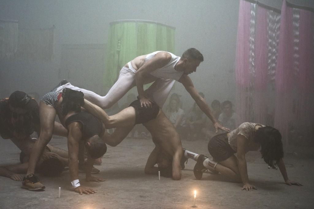 Group ass dancing intros 4