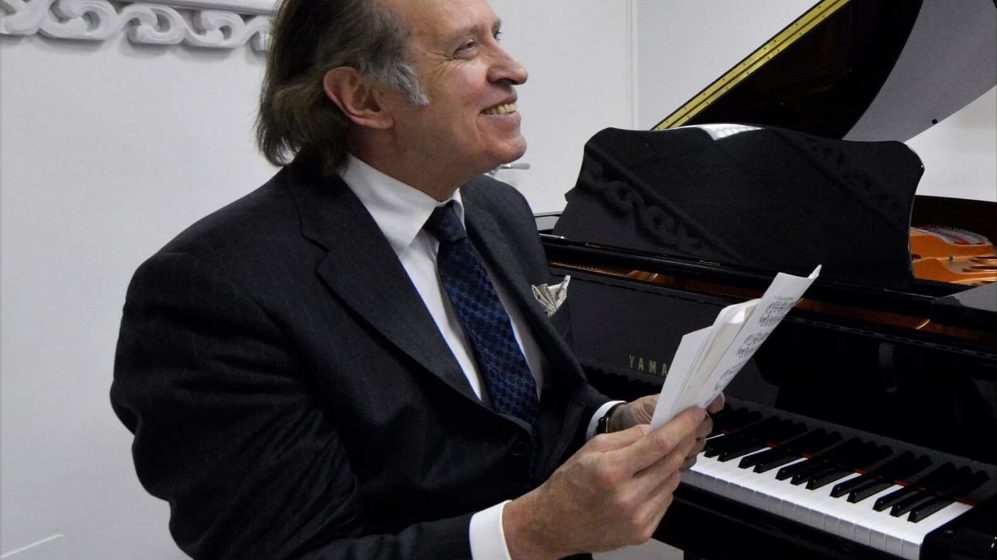 The 71-Year-Old Composer Behind the 'Curb Your Enthusiasm