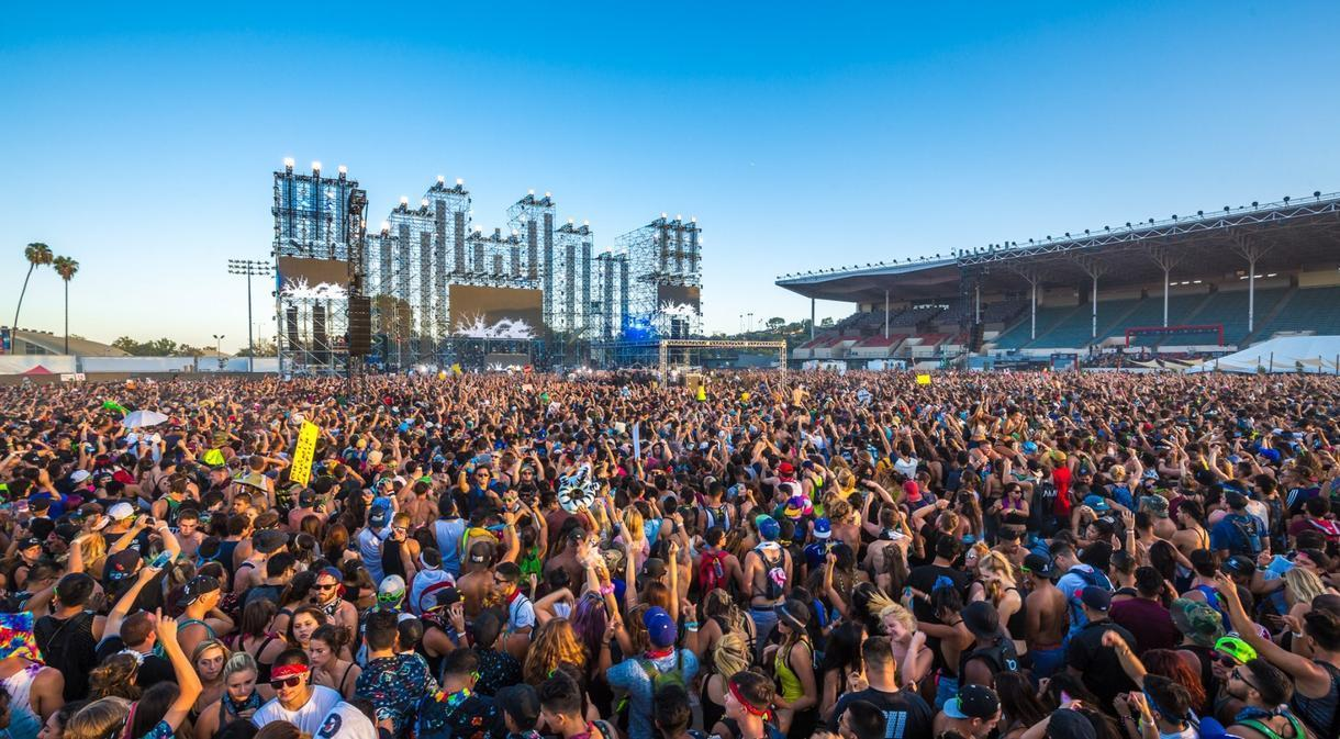 HARD Summer Returns to Southern California in August