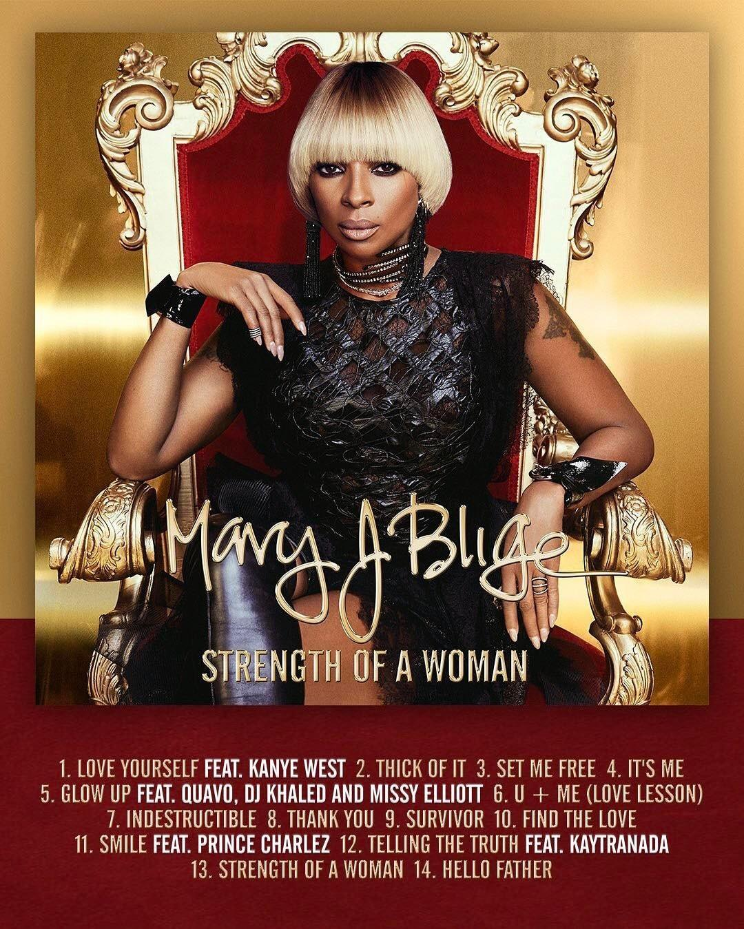 Kaytranada to Feature on Mary J. Blige's New Album, 'Strength  a Woman'