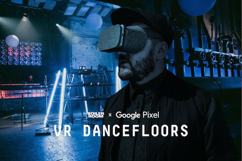 Boiler Room and Google Team Up to Create a VR Nightclub in Berlin