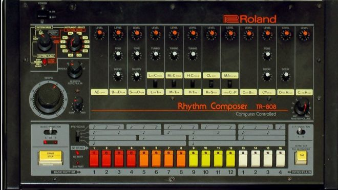 Roland founder shaped how music is created