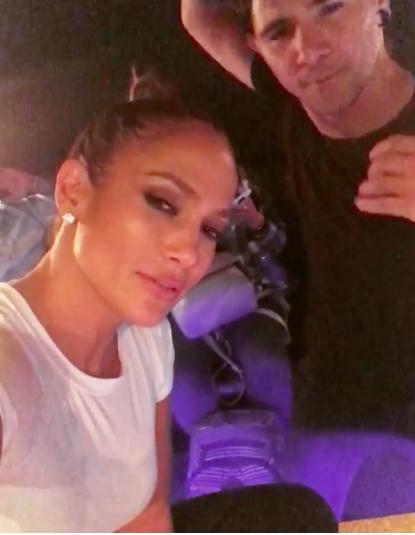 Skrillex and Jennifer Lopez Working on Music Together