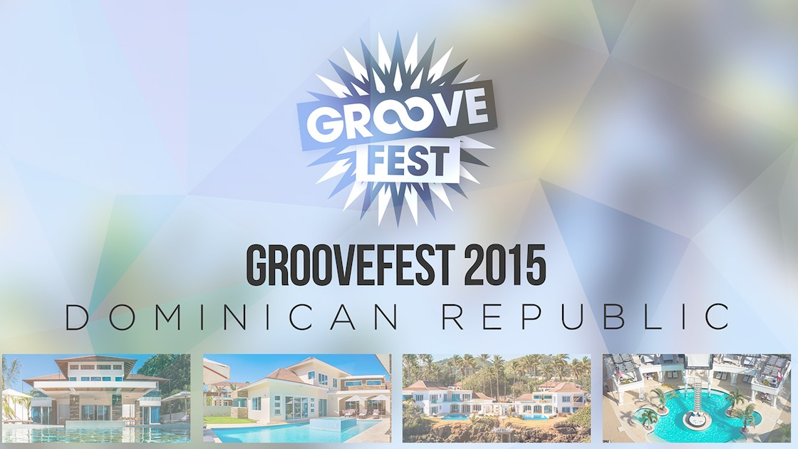 Groovefest's 2015 Lineup Will Remind You Summertime Still Exists