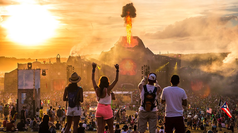 TomorrowWorld's 2015 Stage Curators Will Include Pete Tong, Jamie Jones, Future Classic...