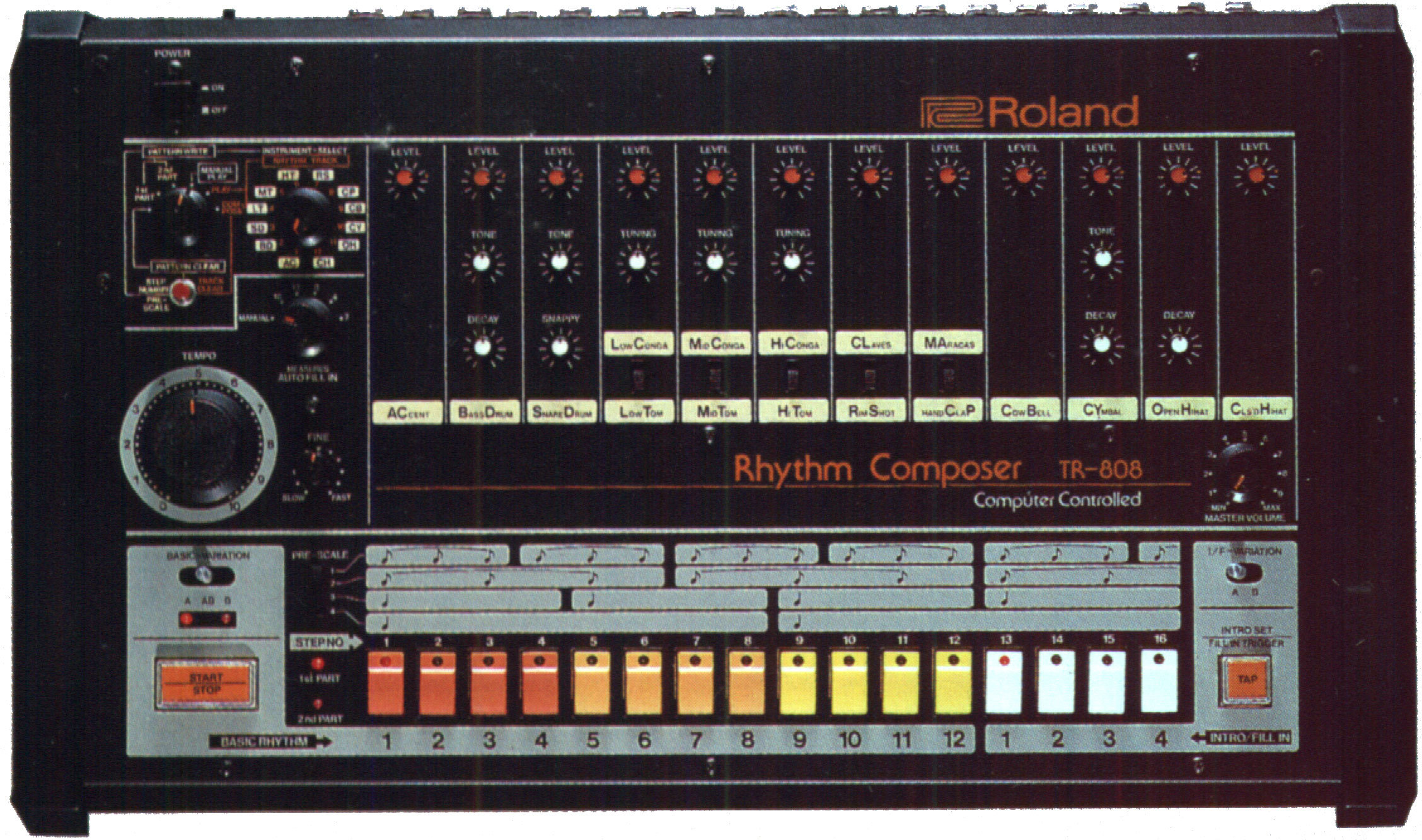 Don't Hate, 808. Here Are Eight Essential Tracks Featuring the Roland 808 -  VICE
