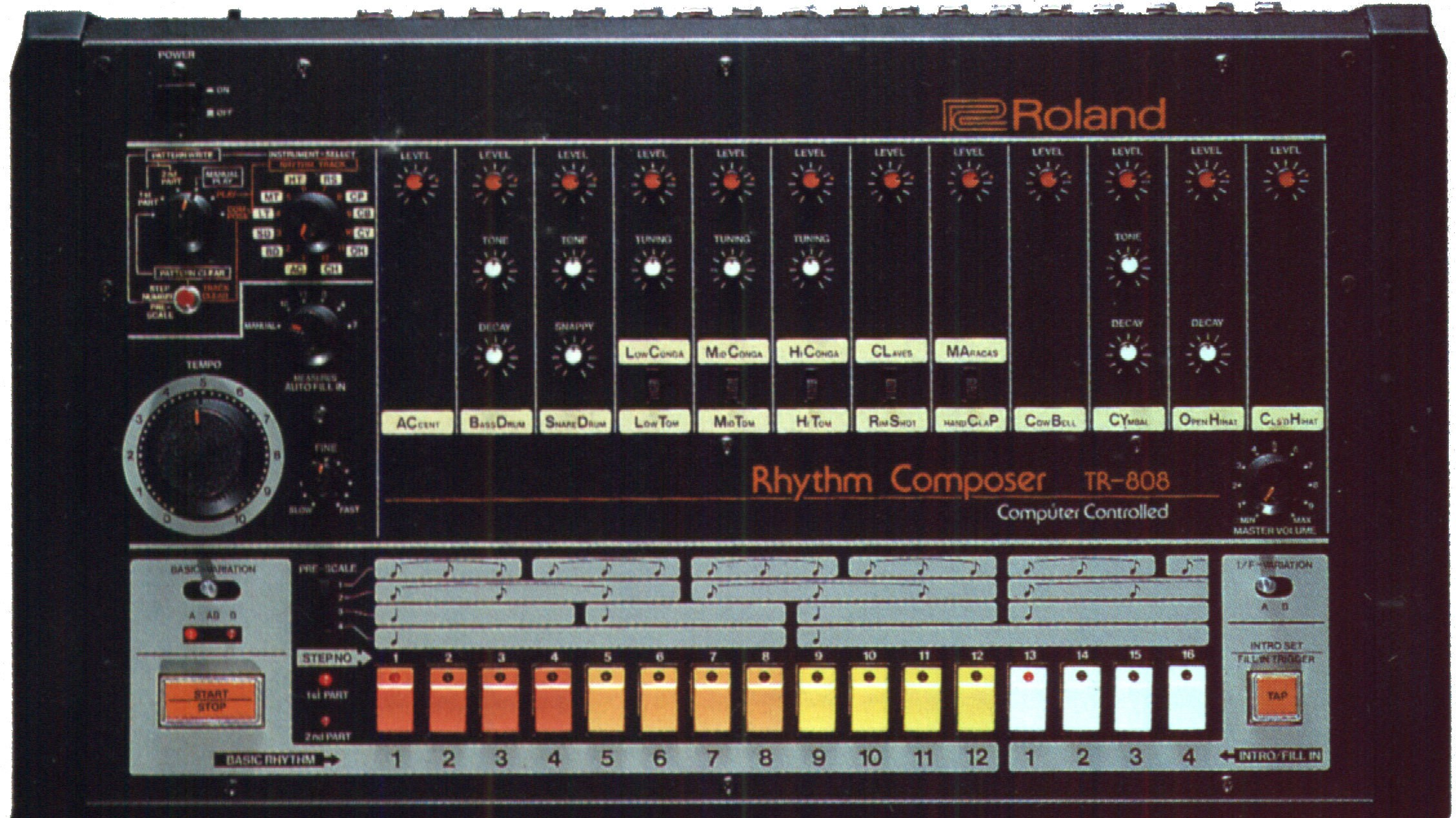 Don't Hate, 808. Here Are Eight Essential Tracks Featuring the Roland 808