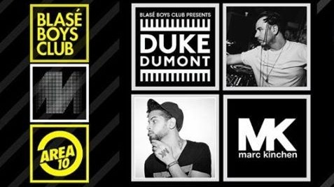 ​MK and Duke Dumont Banter on Miami as They Join Forces for a MMW Closing Party