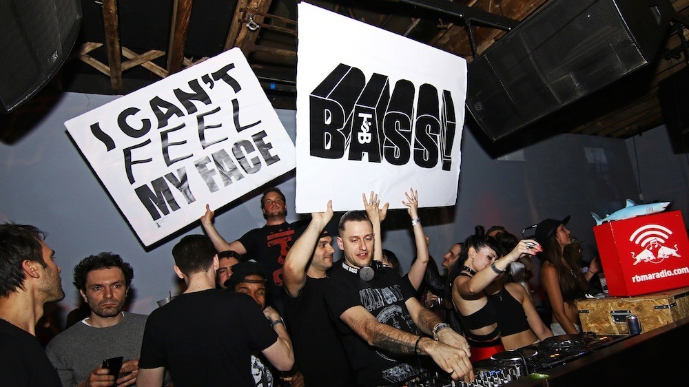 Trouble & Bass's Final Party Ever Was an Emotional Journey Back in Time