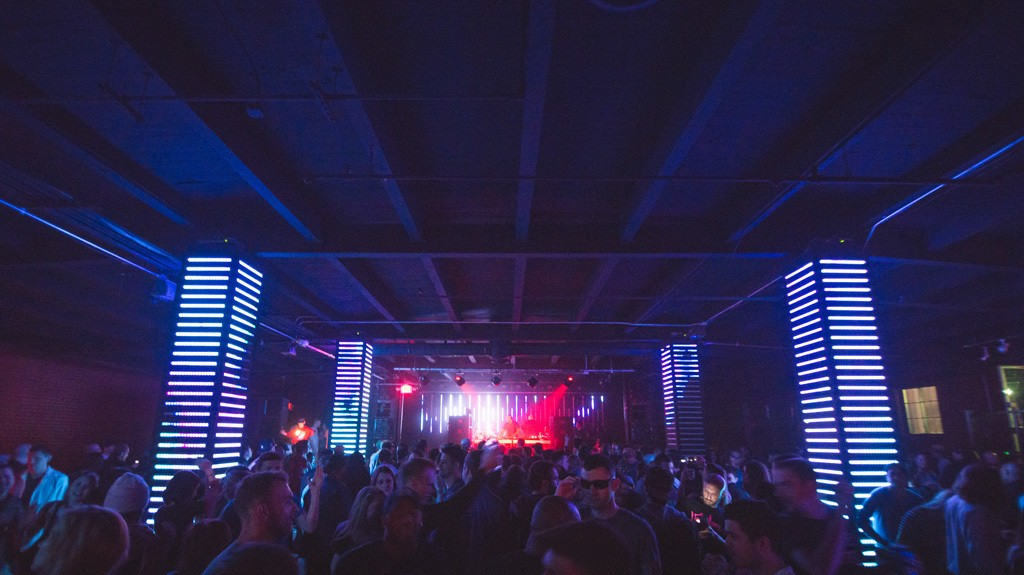 New Techno Club Populux Opens in Detroit Just in Time for Movement