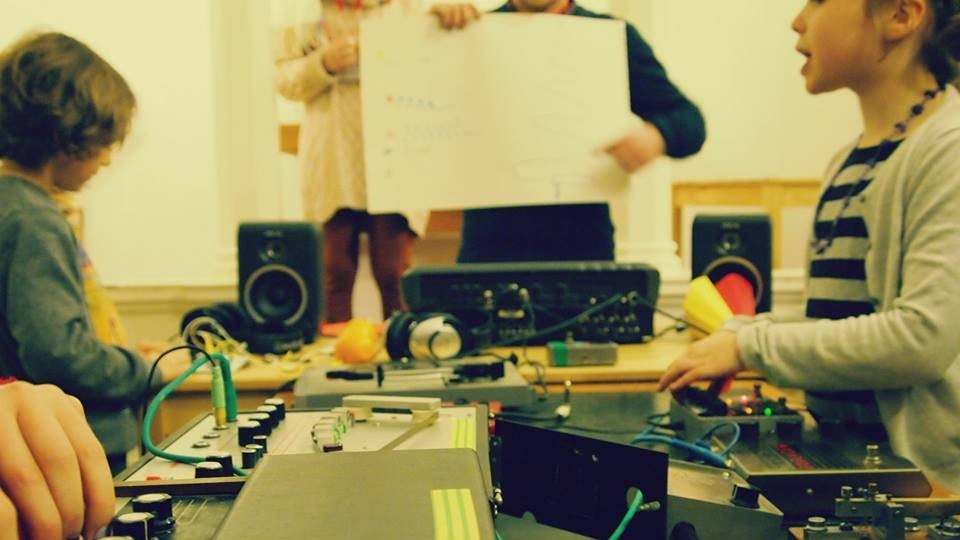 We Enrolled at the School of Noise, the Workshops That Bring John Cage to the Kids